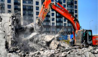 Снос и демонтаж каркасных домов